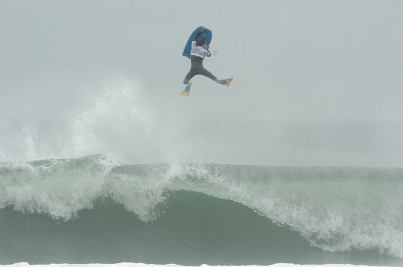 photo de surf 1964