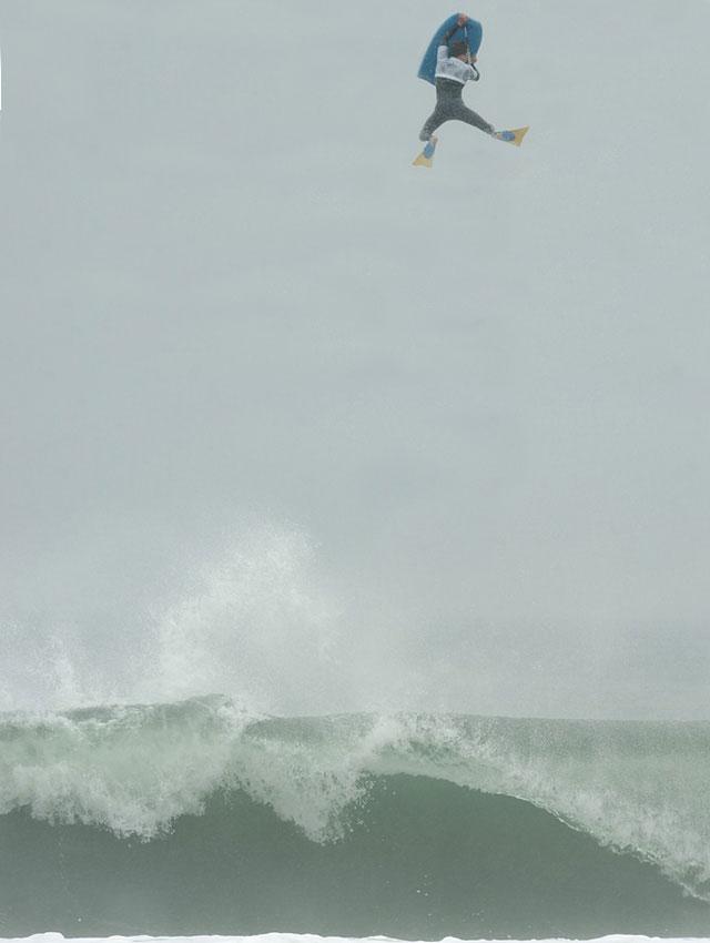 photo de surf 1965